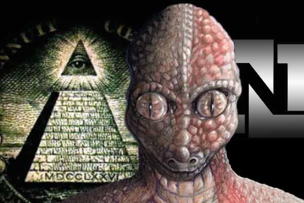 Reptilian Overlord